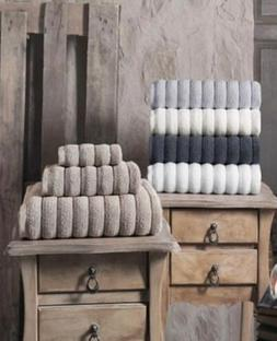 Enchante Home Vague Turkish Cotton Collection 11-Piece Towel